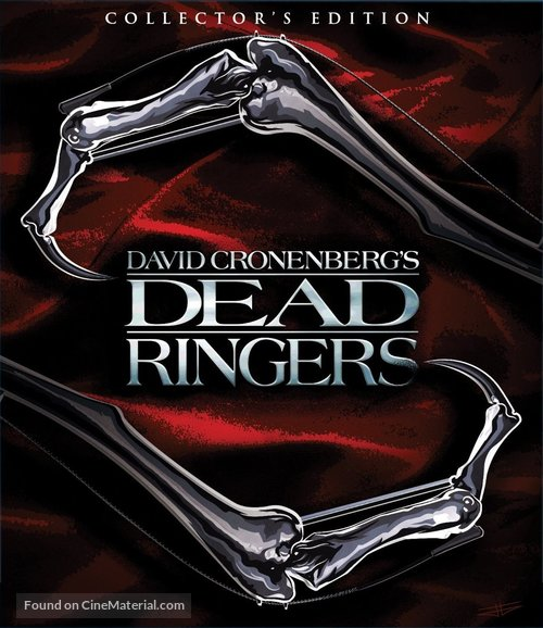 Dead Ringers - Blu-Ray movie cover