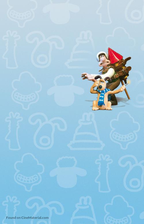 Wallace & Gromit: The Best of Aardman Animation - Key art
