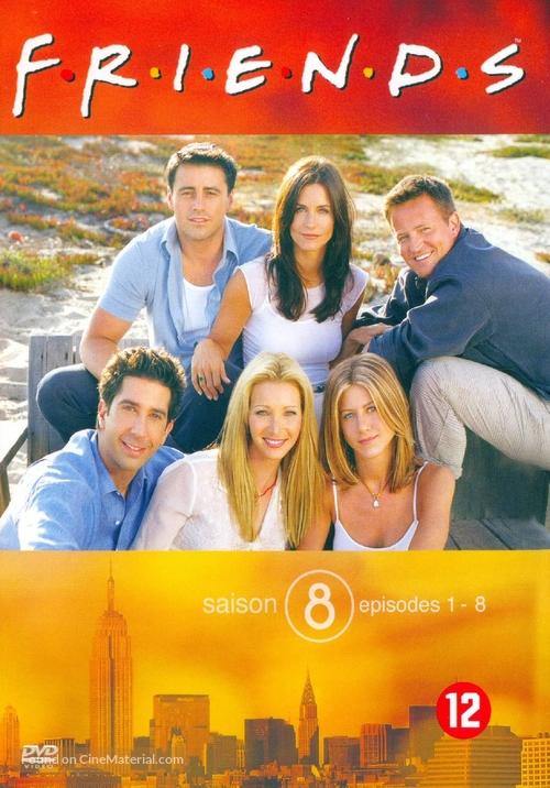 """""""Friends"""" - Dutch DVD movie cover"""