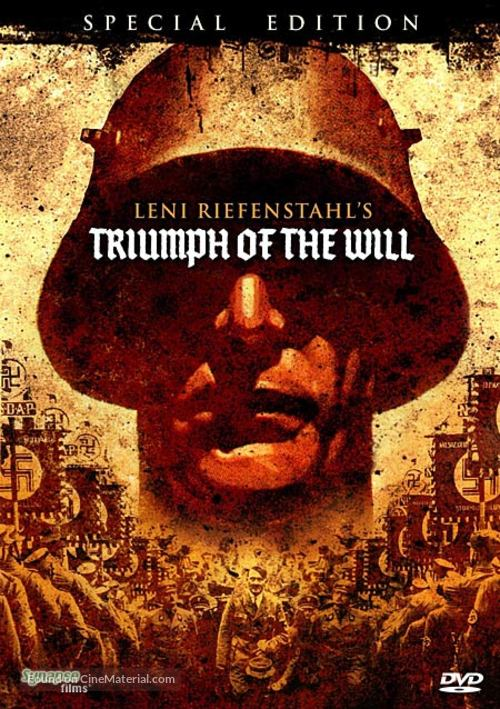 Triumph des Willens - Movie Cover