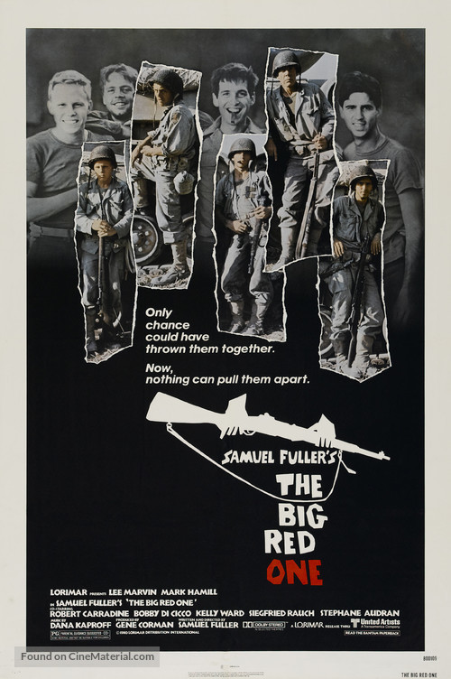 The Big Red One - Movie Poster