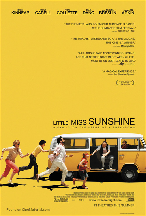 Little Miss Sunshine - Movie Poster