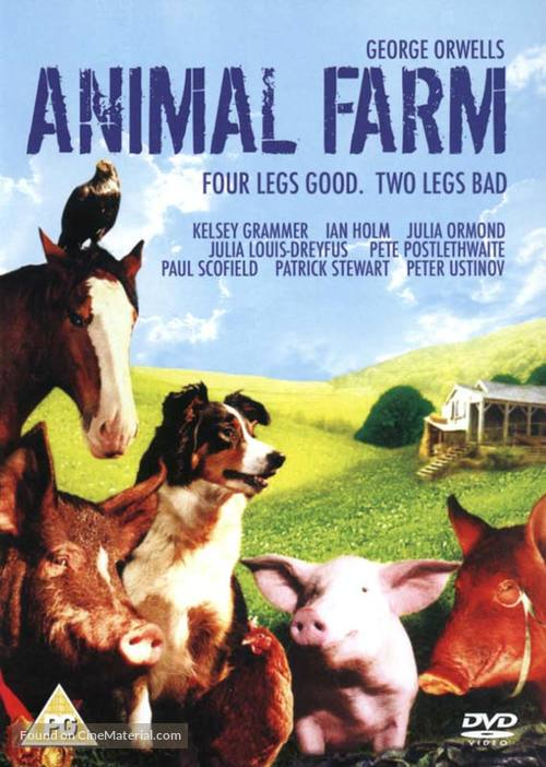 politics in animal farm essay Free essay: discuss the techniques orwell uses to communicate his attitudes towards soviet russia's political system george orwell's novel animal farm is a.