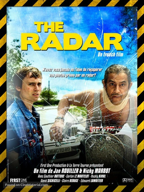The Radar - French Movie Poster