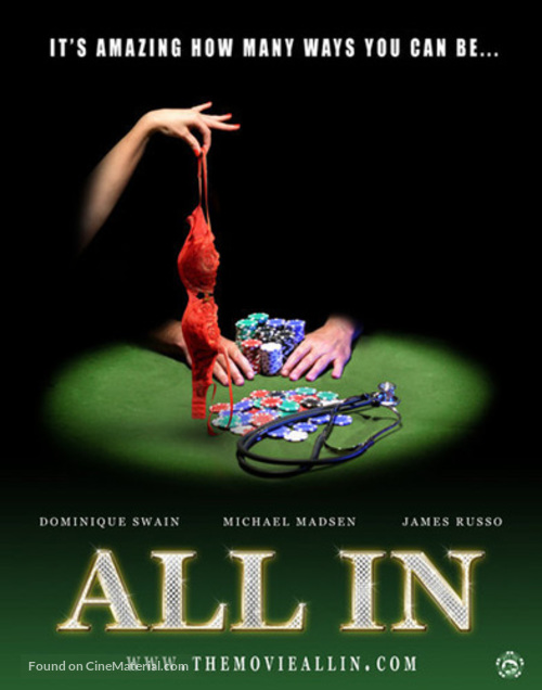 All In - DVD movie cover