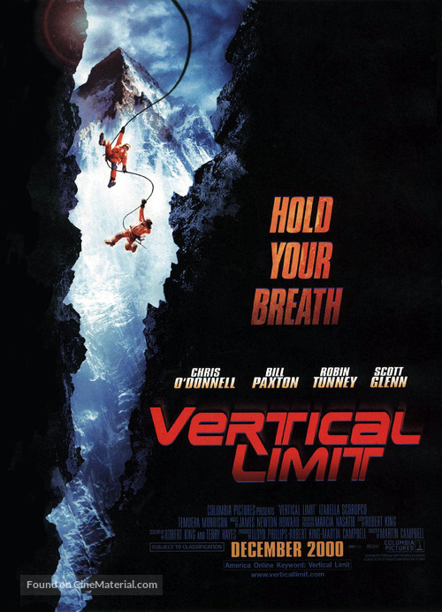 Vertical Limit - Movie Poster