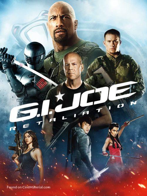 G.I. Joe: Retaliation - Video on demand movie cover