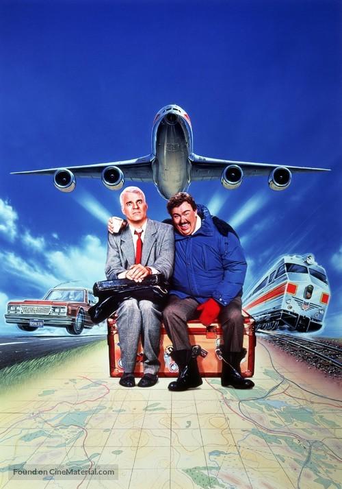Planes, Trains & Automobiles - Key art