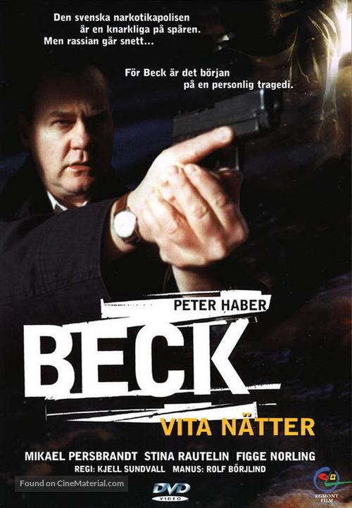 """Beck"" - Swedish Movie Cover"