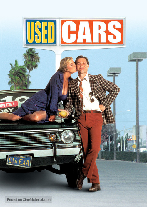Used Cars 1980 Movie Poster