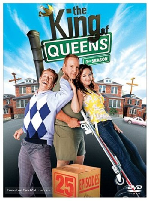 """""""The King of Queens"""" - Movie Cover"""