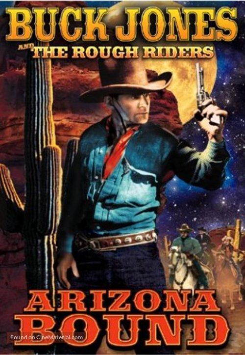 Arizona Bound - DVD movie cover