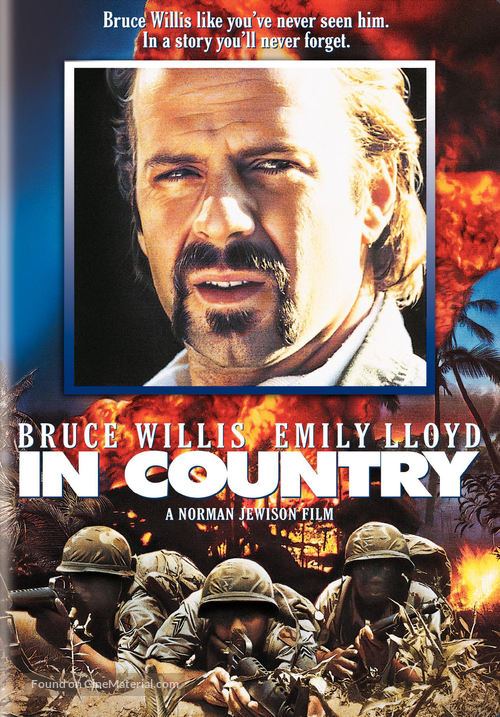 In Country - Movie Cover