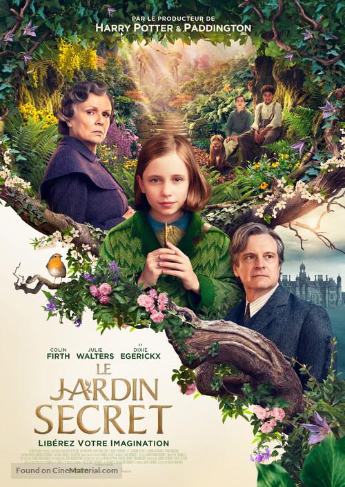 The Secret Garden - Swiss Movie Poster