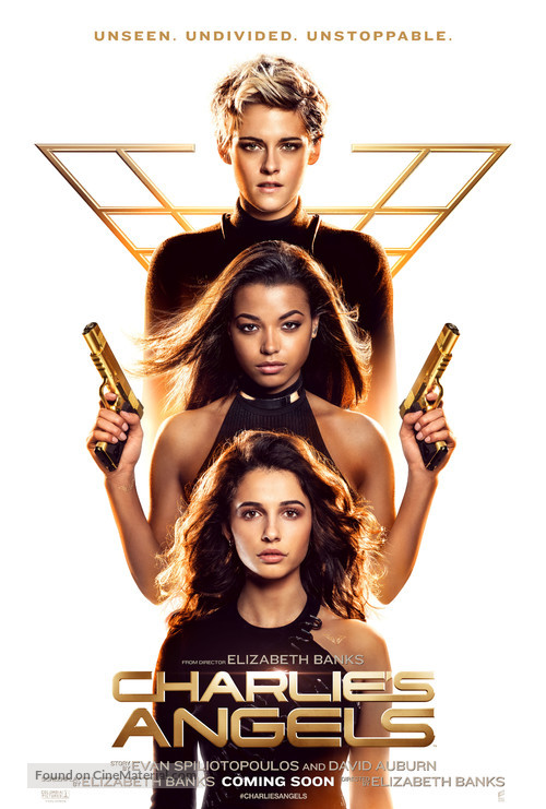 Charlie's Angels - International Movie Poster