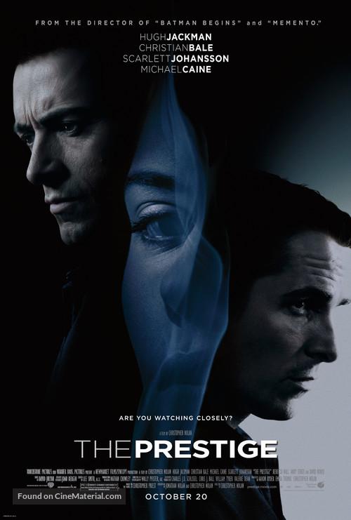 The Prestige - Movie Poster