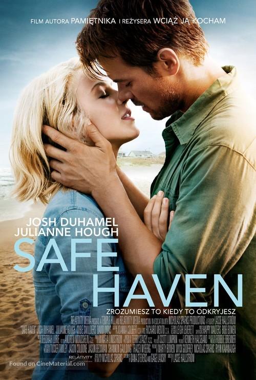 Safe Haven - Polish Movie Poster