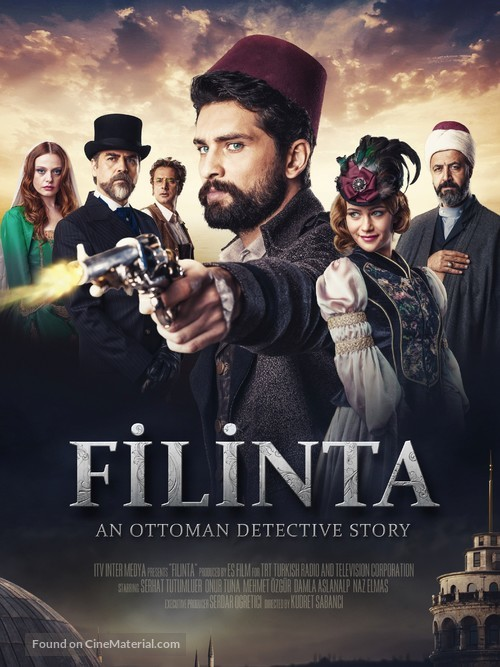 """Filinta"" - Turkish Movie Poster"