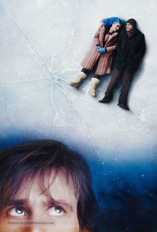 Eternal Sunshine of the Spotless Mind - Key art