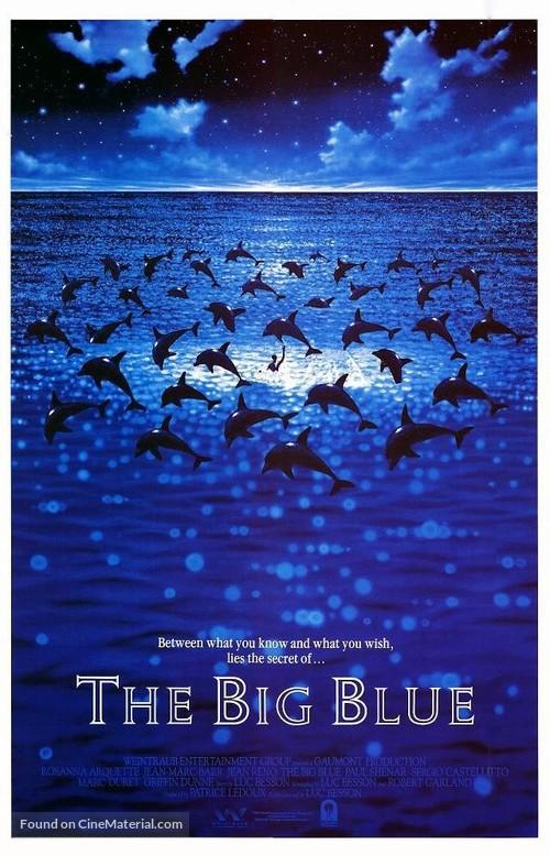 Le grand bleu - Movie Poster
