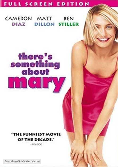There's Something About Mary - Movie Cover