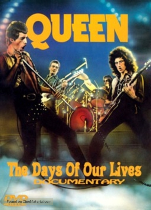 Queen: The Days of Our Lives - Movie Cover