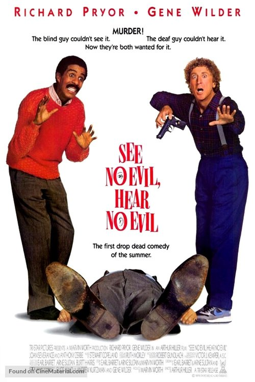 See No Evil, Hear No Evil - Movie Poster