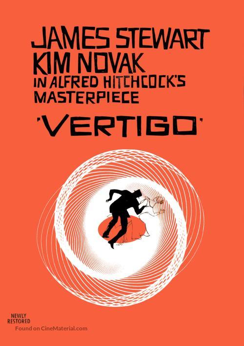 Vertigo - DVD movie cover