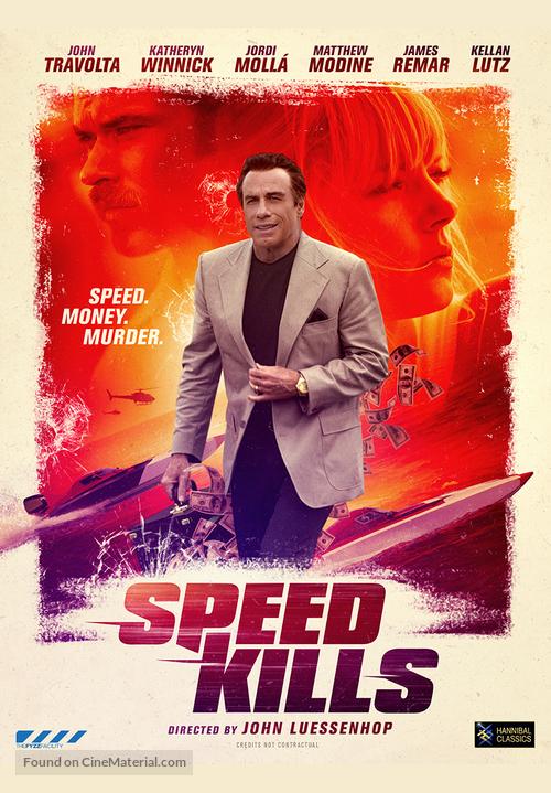 Speed Kills - Movie Poster