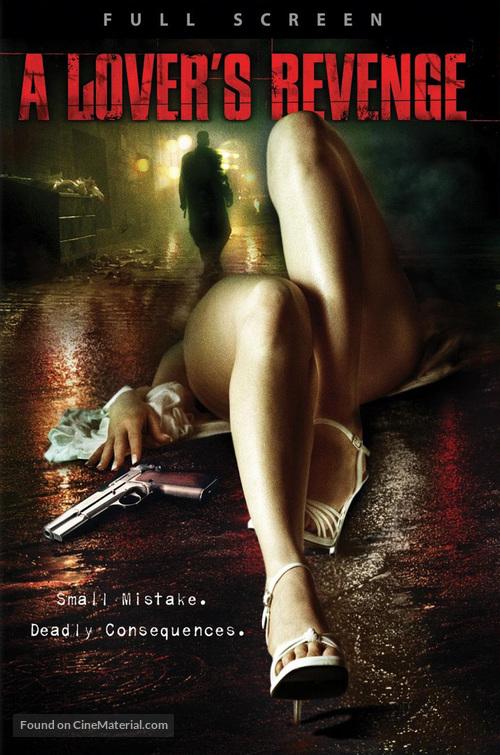 A Lover's Revenge - DVD movie cover