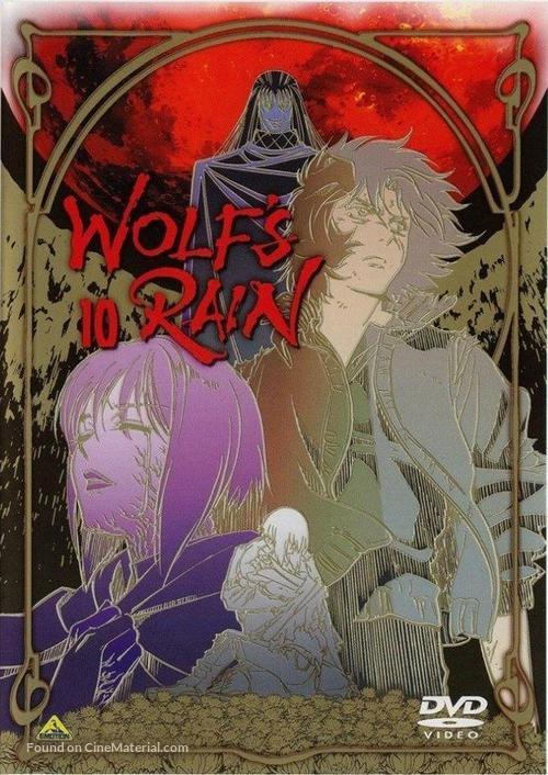 """Wolf's Rain"" - Japanese DVD movie cover"