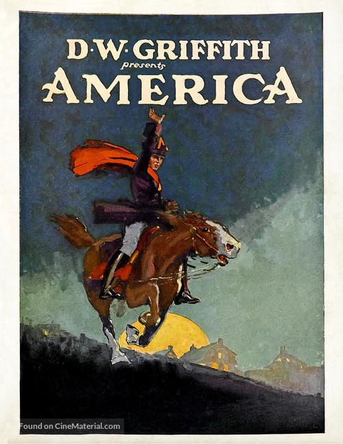 America - Movie Poster