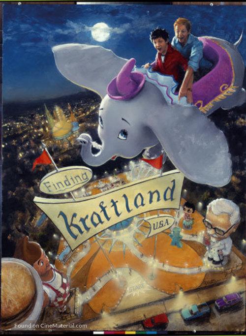 Finding Kraftland - poster