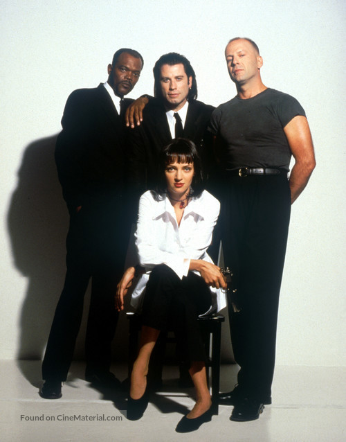 Pulp Fiction - Key art