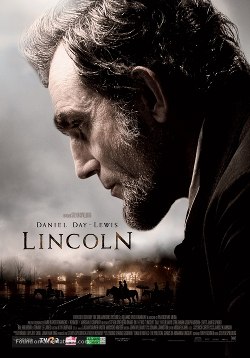 Lincoln - Romanian Movie Poster