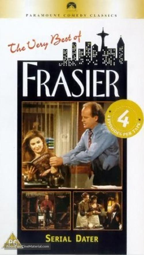 """""""Frasier"""" - British VHS movie cover"""