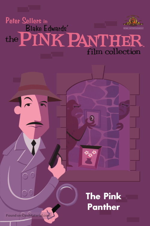 The Pink Panther - DVD movie cover