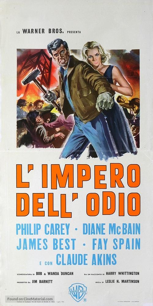 Black Gold - Italian Movie Poster