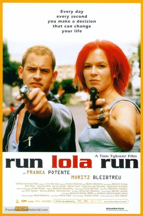 gender roles the new identities of german culture and cinema in lola rennt a movie by tom tykwer