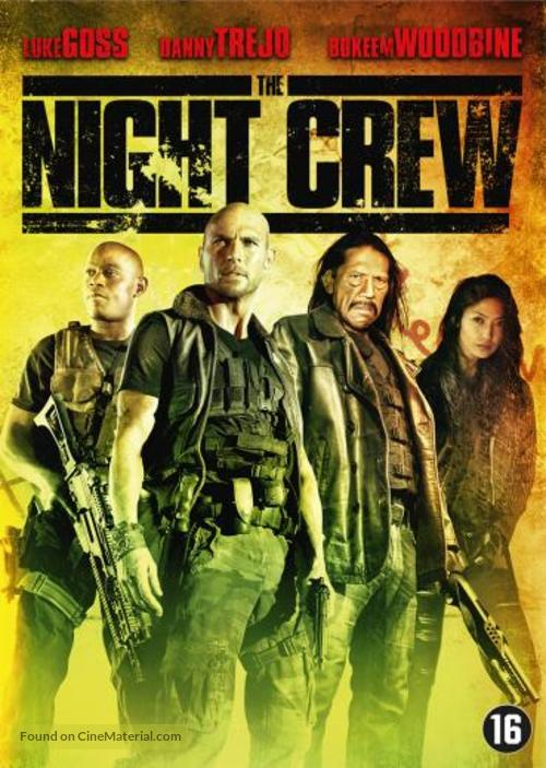 The Night Crew - Dutch DVD cover