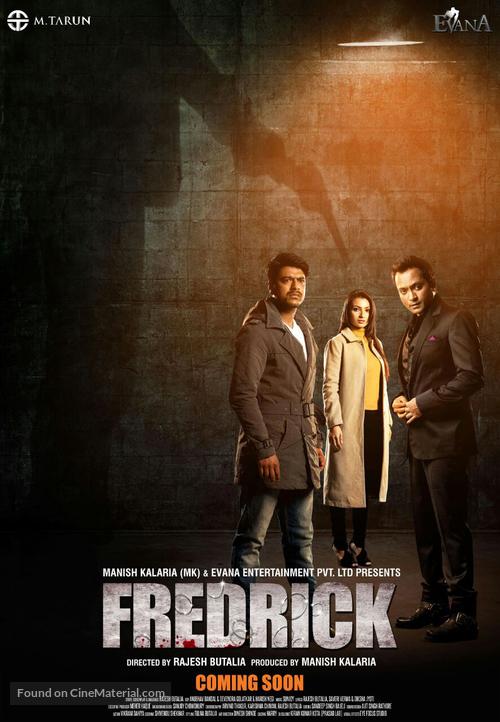 Fredrick - Movie Poster