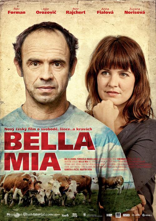 Bella mia - Czech Movie Poster