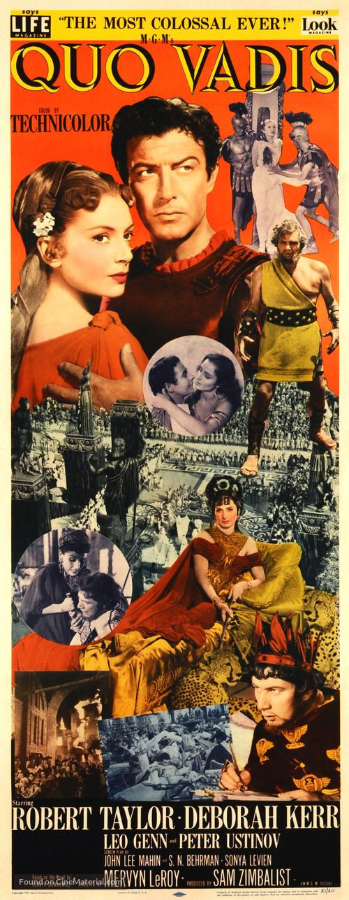 Quo Vadis - Movie Poster