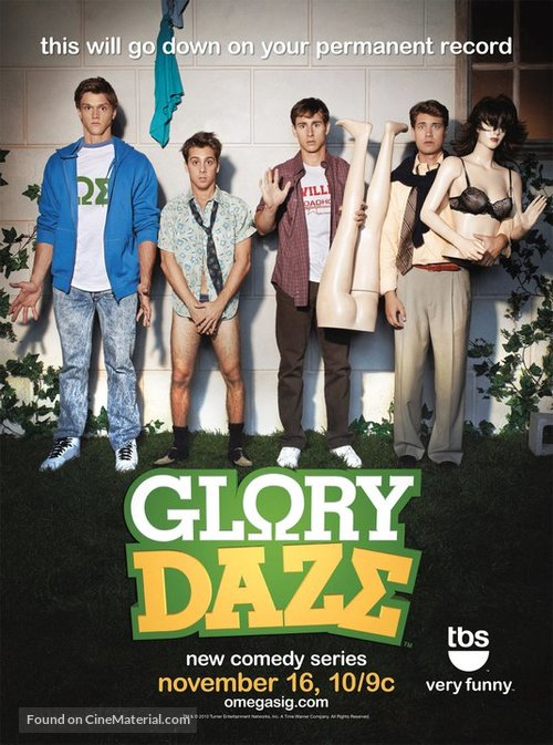 """Glory Daze"" - Movie Poster"