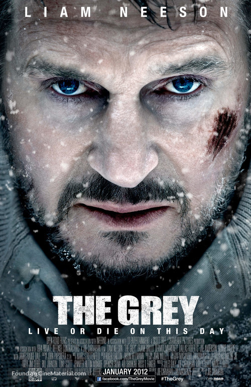 The Grey - Movie Poster