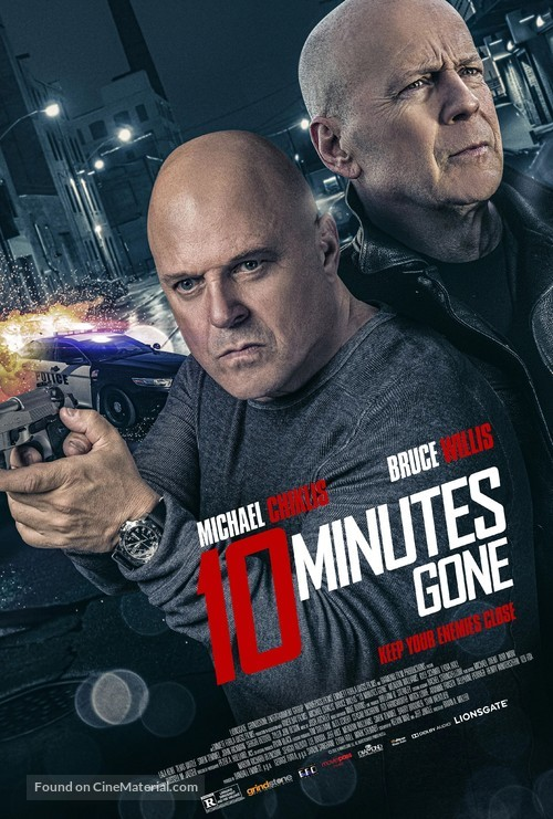 10 Minutes Gone - Movie Poster