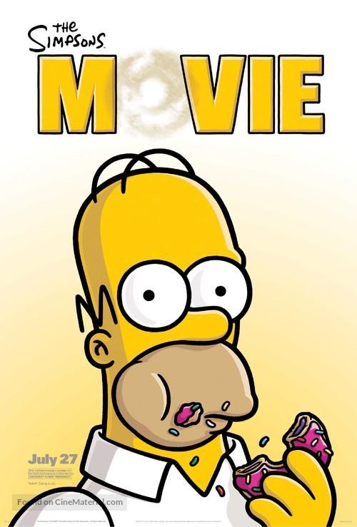 The Simpsons Movie - Movie Poster