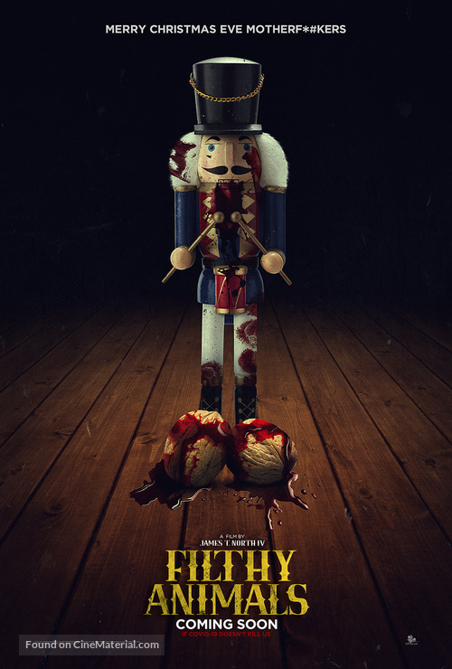 Filthy Animals - Movie Poster