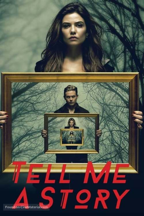 """""""Tell Me a Story"""" - Video on demand movie cover"""
