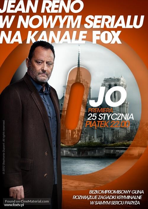 """Jo"" - Polish Movie Poster"